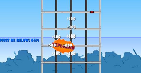 Demolition City von Armor Games