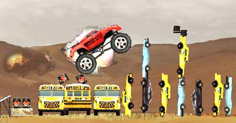 Monster Trucks Nitro von Miniclip