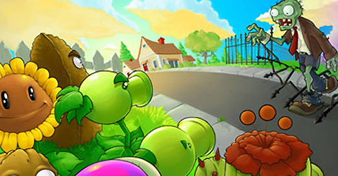 Plants vs Zombies von PopCap