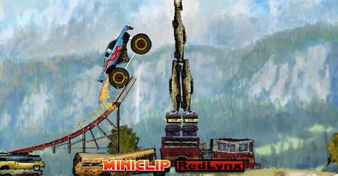 monster truck spiele