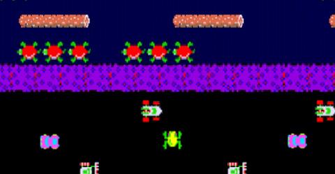 frogger online spielen