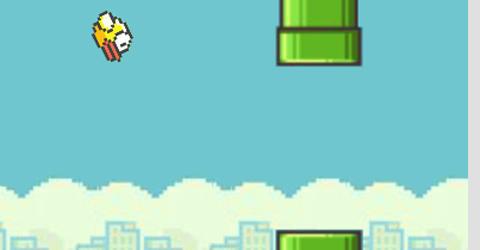 Flash-Flappy-Bird
