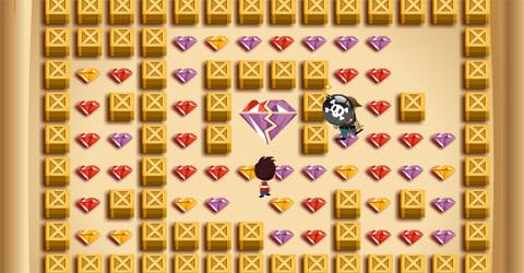 diamond-detonation