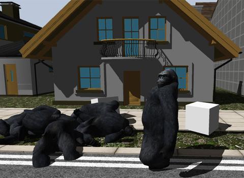 gorilla-simulator