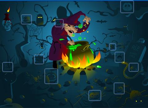 halloween-wimmelbild