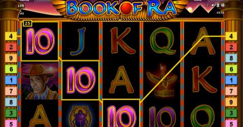 book of ra fee