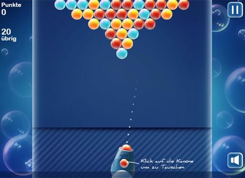 bubbles gratis spielen