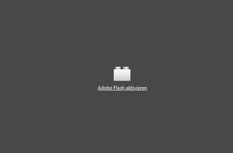 adobe flash aktivieren