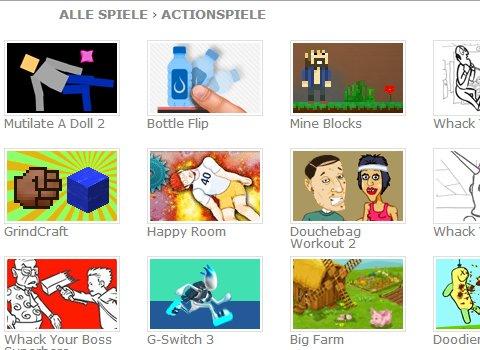action online spiele
